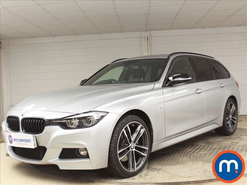 BMW 3 Series M Sport Shadow Edition - Stock Number 1096560 Passenger side front corner