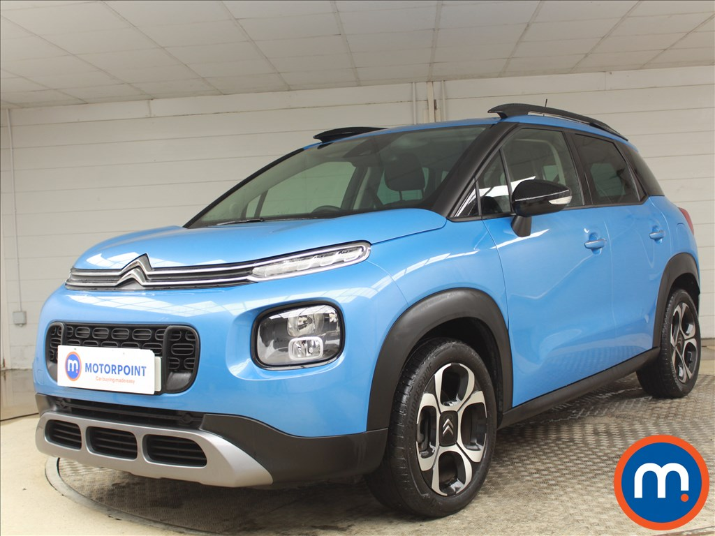 Citroen C3 Aircross Flair - Stock Number 1095785 Passenger side front corner
