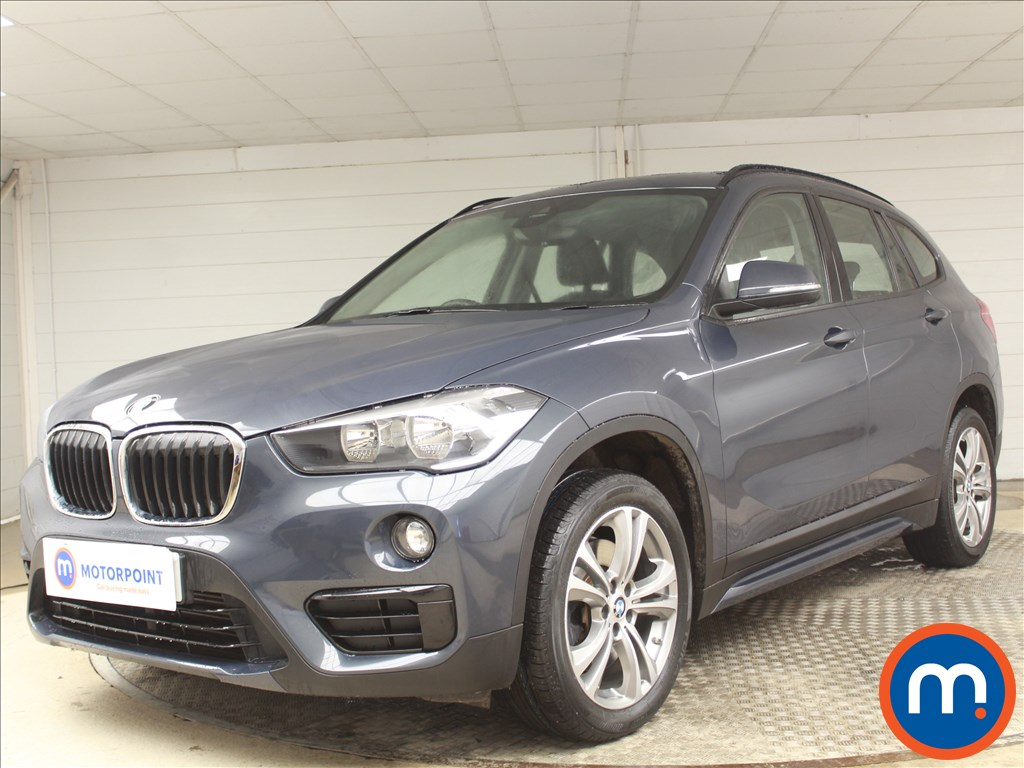BMW X1 Sport - Stock Number 1098635 Passenger side front corner