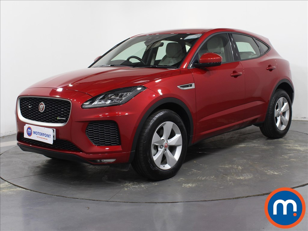 Jaguar E-Pace R-Dynamic S - Stock Number 1097400 Passenger side front corner