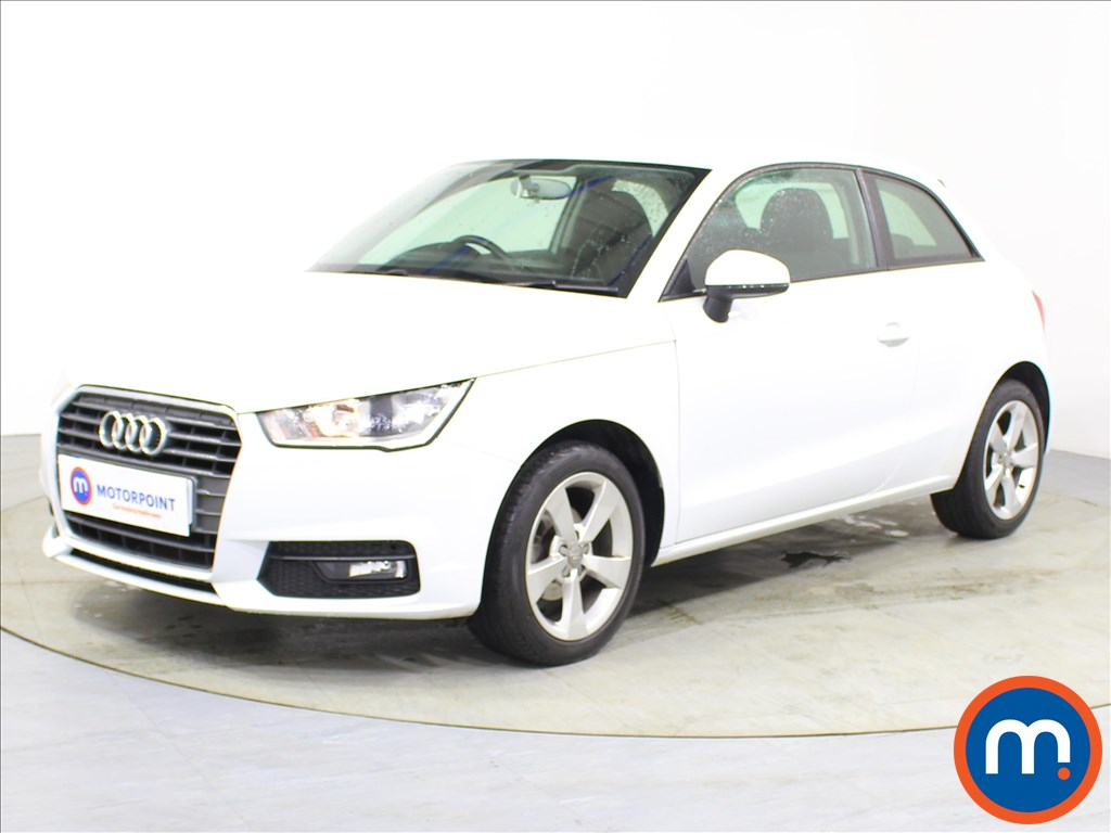 Audi A1 Sport Nav - Stock Number 1095907 Passenger side front corner