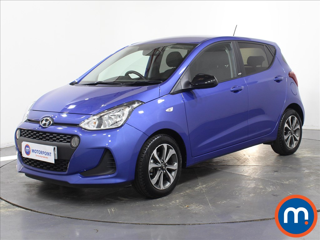 Hyundai I10 Play - Stock Number 1095247 Passenger side front corner