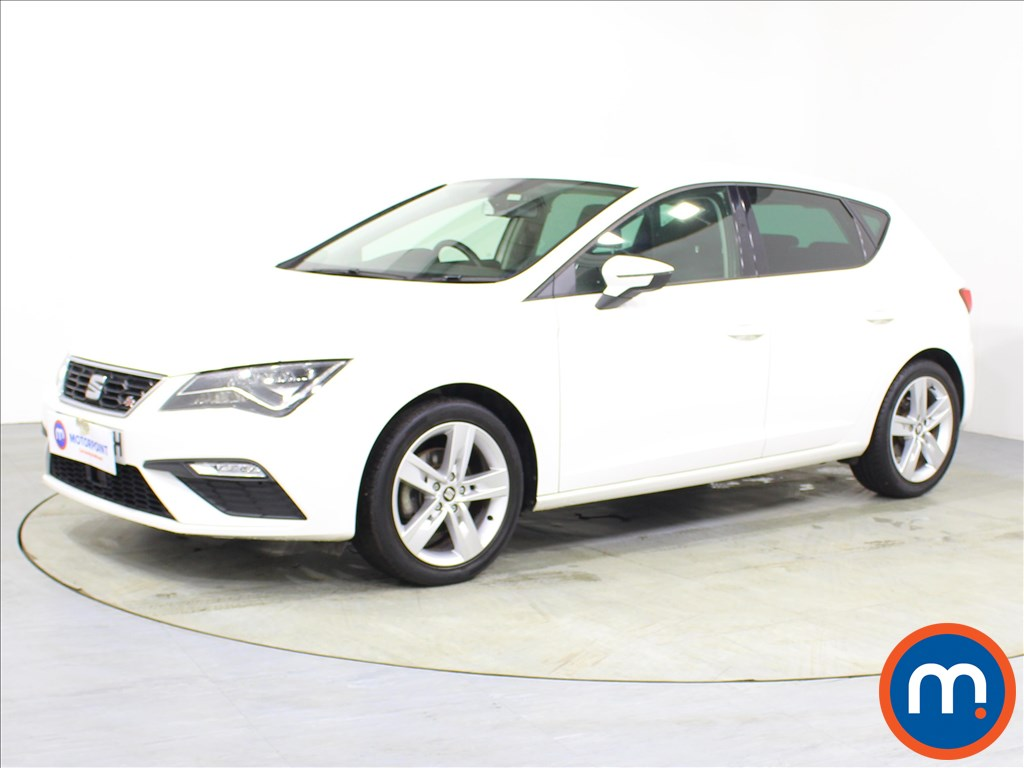 Seat Leon FR Technology - Stock Number 1091260 Passenger side front corner