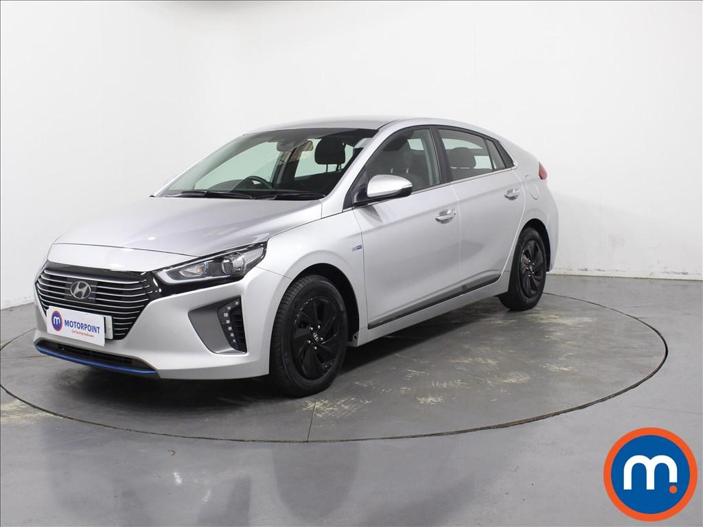 Hyundai Ioniq Premium - Stock Number 1088033 Passenger side front corner