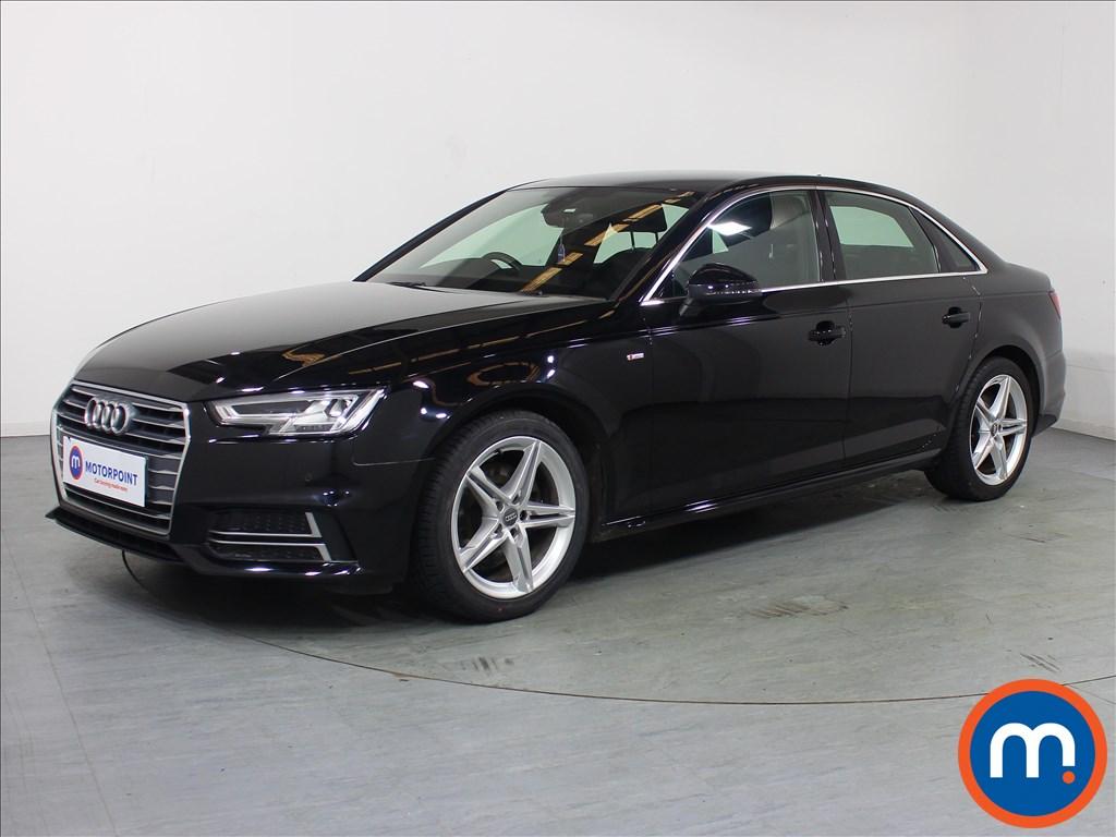 Audi A4 S Line - Stock Number 1089438 Passenger side front corner