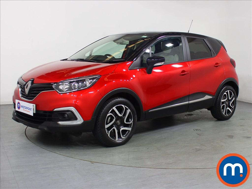 Renault Captur Iconic - Stock Number 1093362 Passenger side front corner