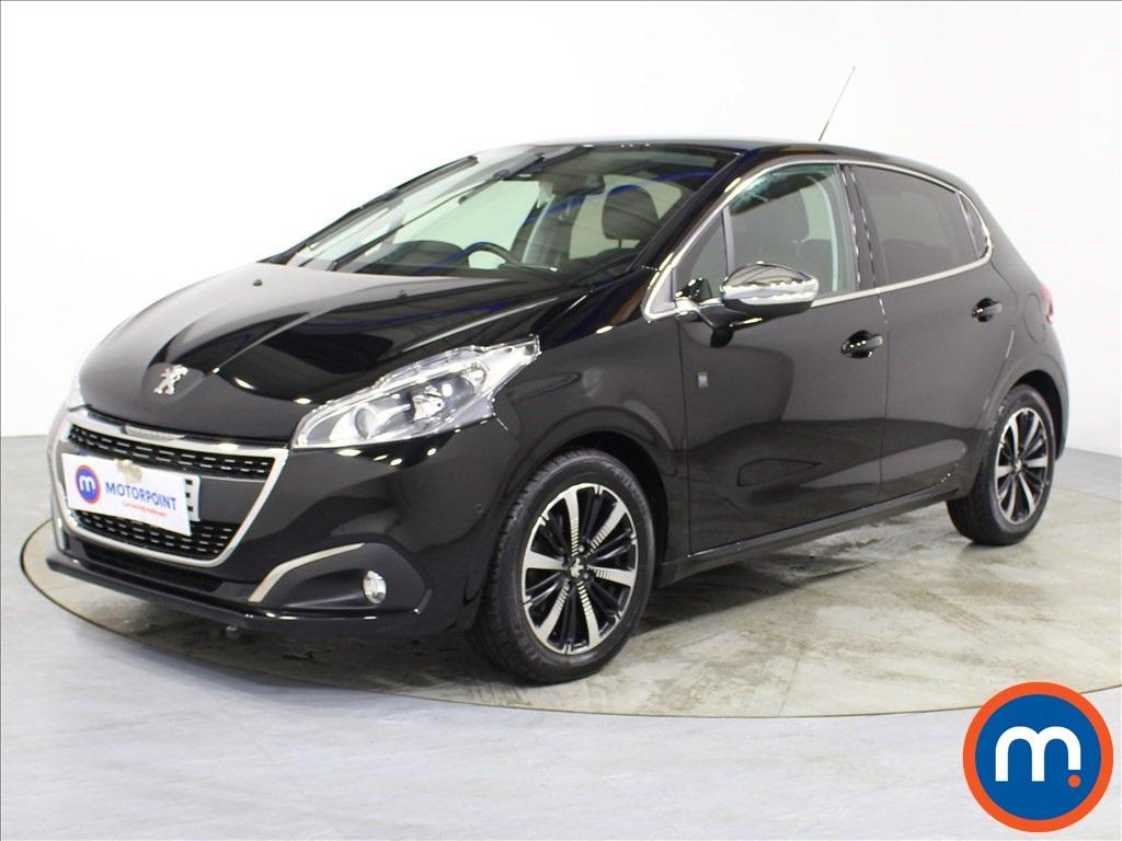 Peugeot 208 Tech Edition - Stock Number 1092983 Passenger side front corner