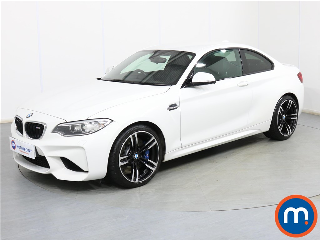 BMW M2 M2 - Stock Number 1099873 Passenger side front corner