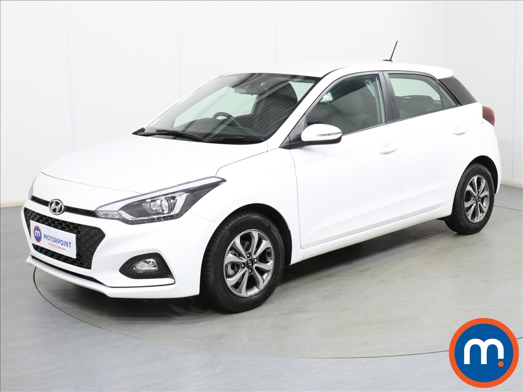 Hyundai I20 SE - Stock Number 1095045 Passenger side front corner