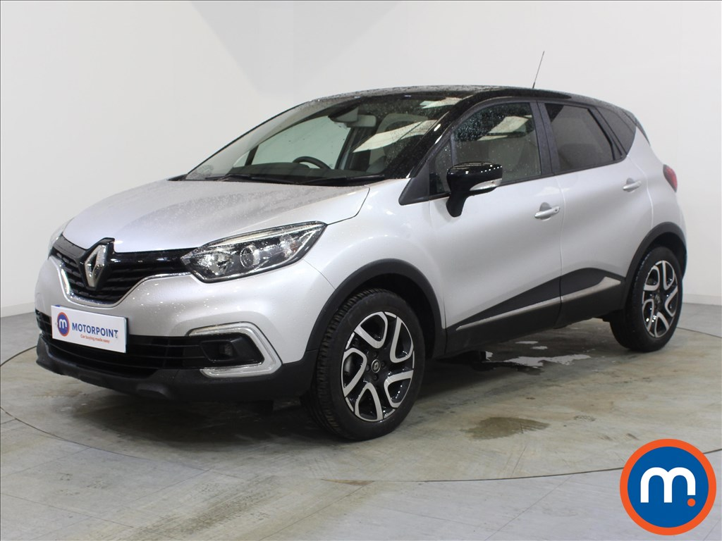 Renault Captur Iconic - Stock Number 1093352 Passenger side front corner