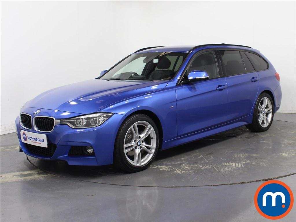 BMW 3 Series M Sport - Stock Number 1095810 Passenger side front corner