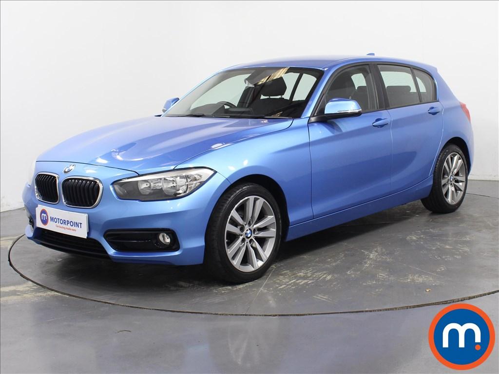 BMW 1 Series Sport - Stock Number 1094580 Passenger side front corner