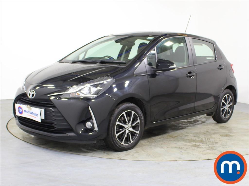 Toyota Yaris Icon Tech - Stock Number 1093093 Passenger side front corner
