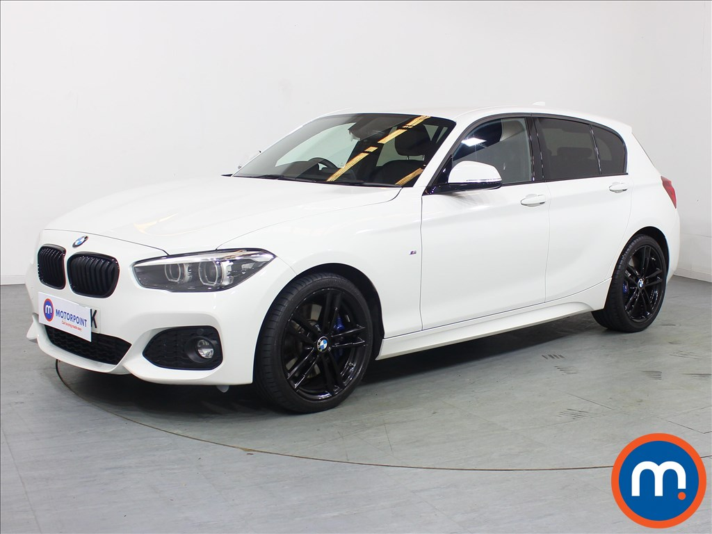 BMW 1 Series M Sport Shadow Edition - Stock Number 1087240 Passenger side front corner
