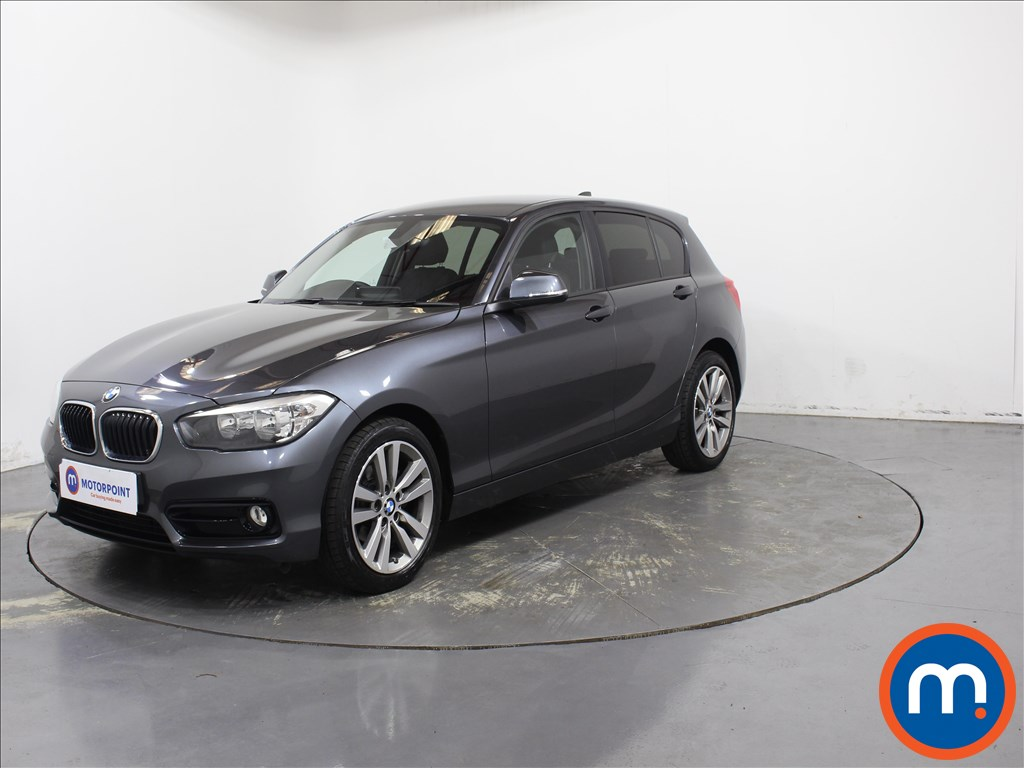 BMW 1 Series Sport - Stock Number 1097967 Passenger side front corner