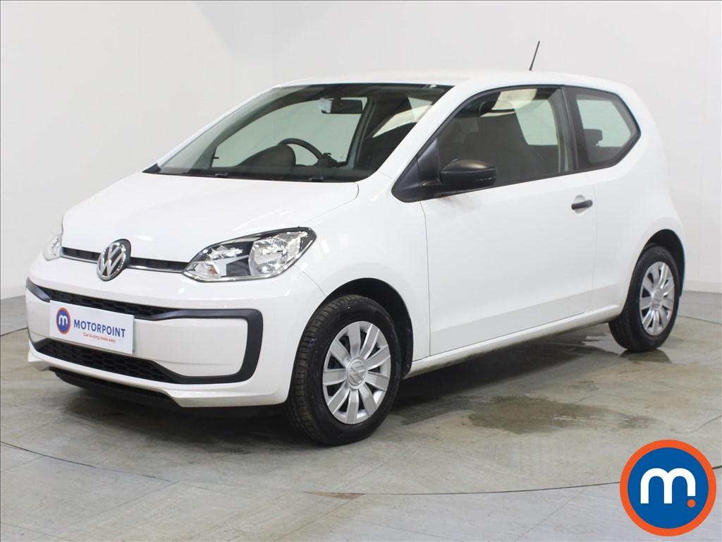 Volkswagen UP Take Up - Stock Number 1095608 Passenger side front corner