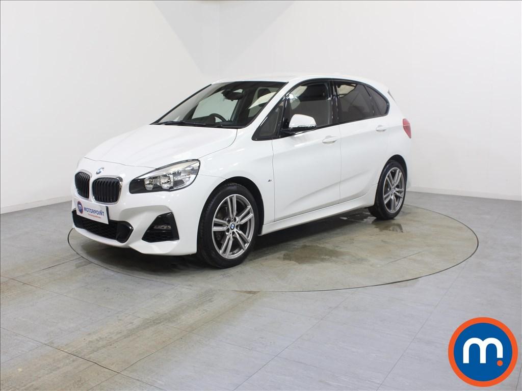 BMW 2 Series M Sport - Stock Number 1096706 Passenger side front corner