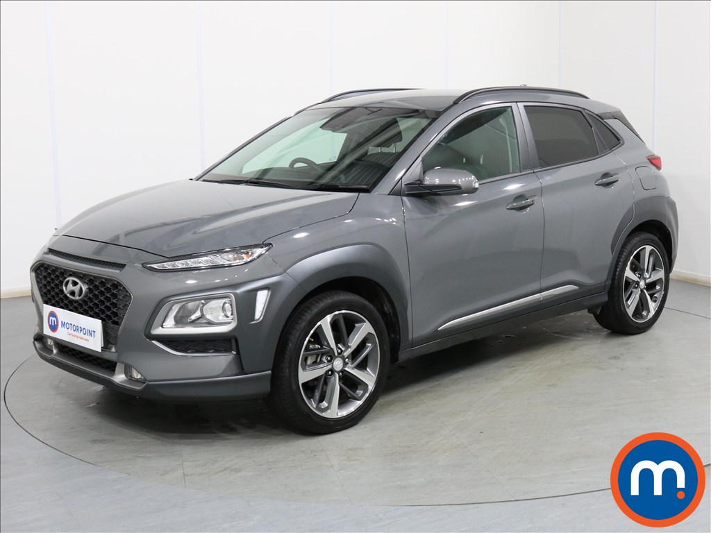Hyundai Kona Premium - Stock Number 1097155 Passenger side front corner
