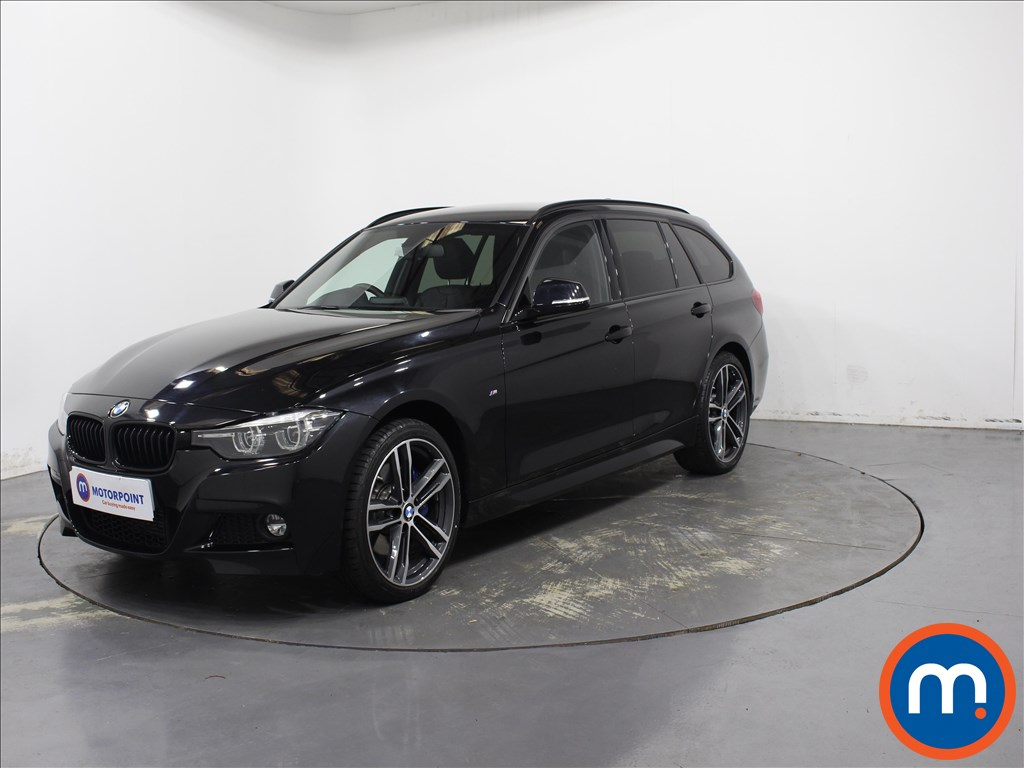BMW 3 Series M Sport Shadow Edition - Stock Number 1095131 Passenger side front corner