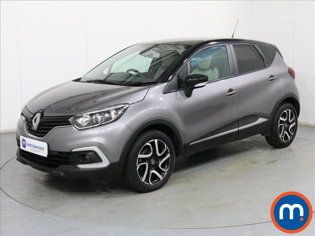 Renault Captur Iconic - Stock Number 1093507 Passenger side front corner
