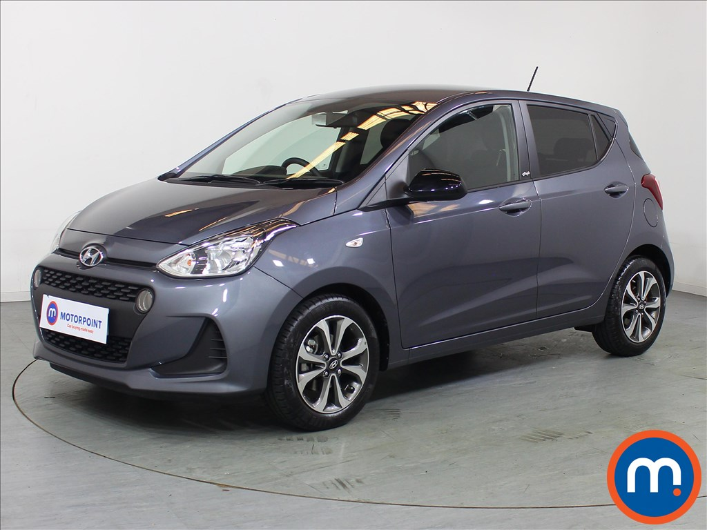 Hyundai I10 Play - Stock Number 1095239 Passenger side front corner