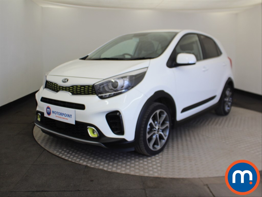 KIA Picanto X-Line - Stock Number 1099249 Passenger side front corner