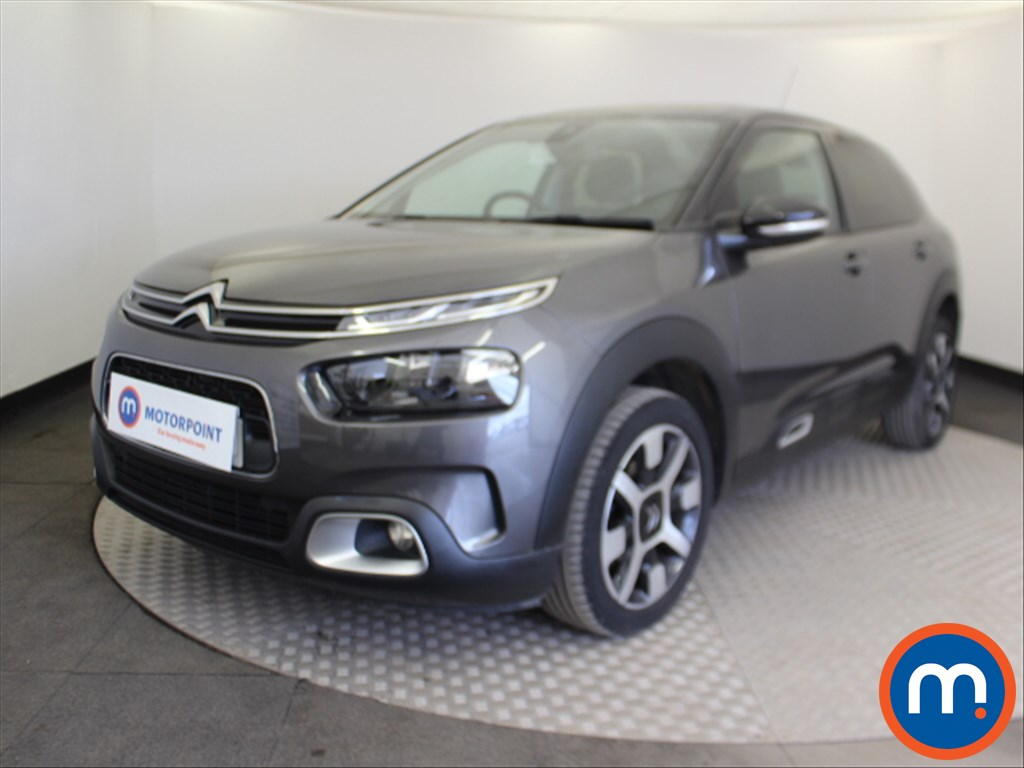 Citroen C4 Cactus Flair - Stock Number 1095832 Passenger side front corner
