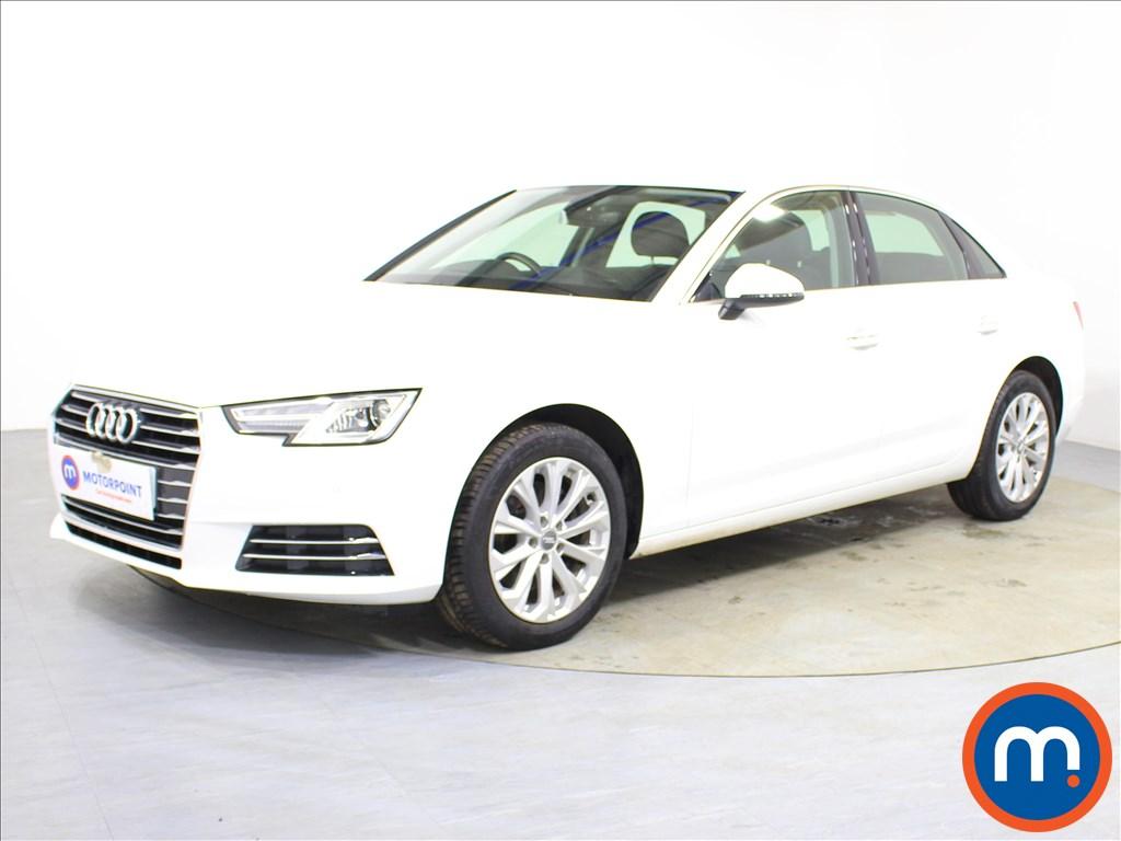 Audi A4 SE - Stock Number 1094238 Passenger side front corner