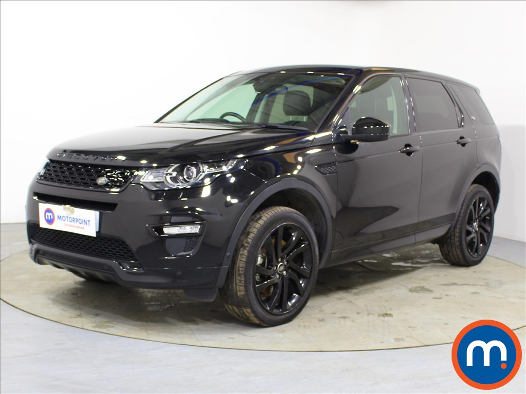 Land Rover Discovery Sport HSE Dynamic Luxury - Stock Number 1089649 Passenger side front corner