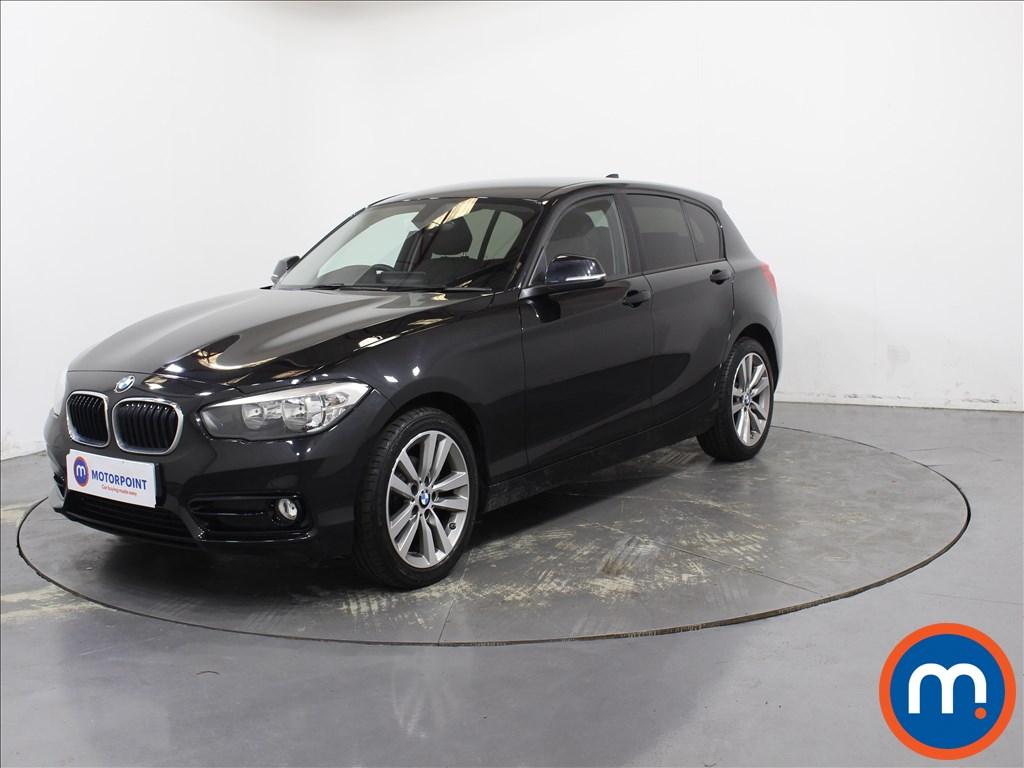 BMW 1 Series Sport - Stock Number 1098042 Passenger side front corner