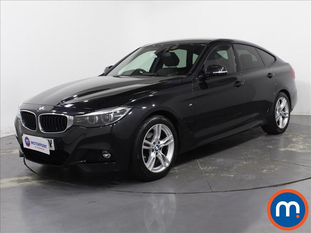 BMW 3 Series M Sport - Stock Number 1096736 Passenger side front corner