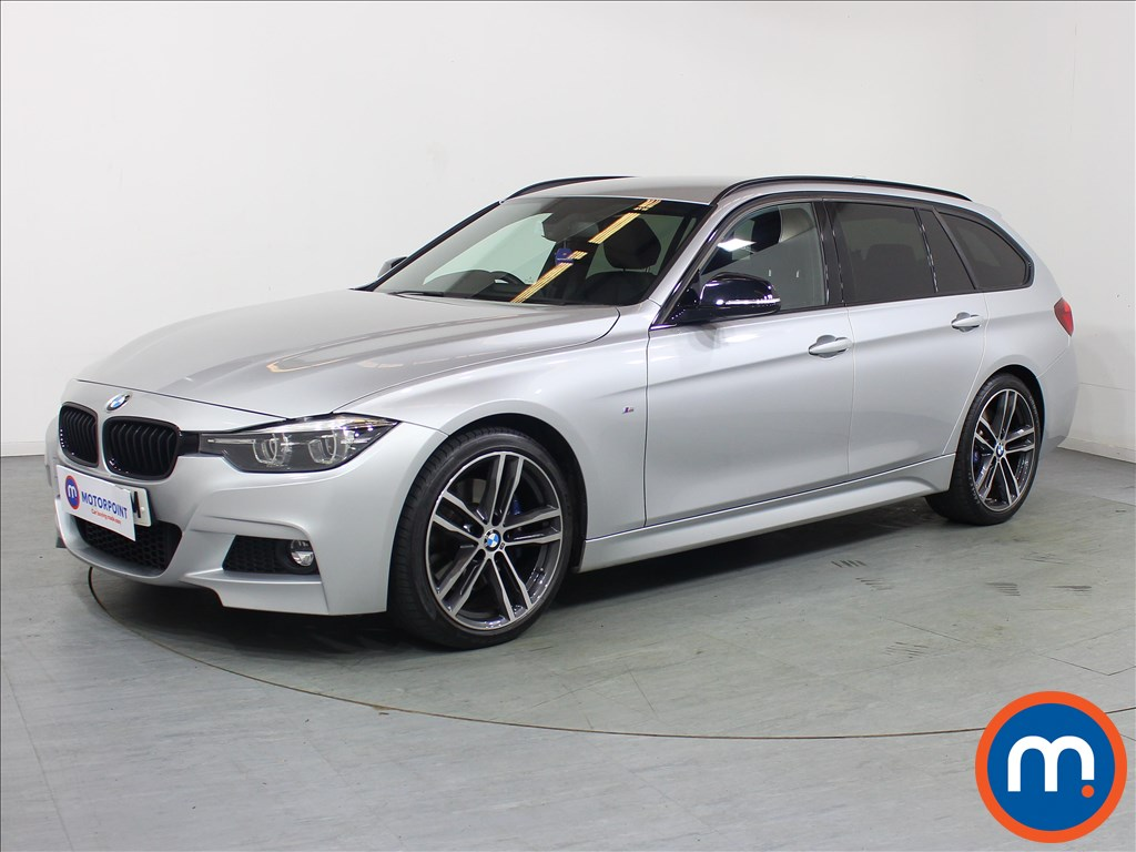 BMW 3 Series M Sport Shadow Edition - Stock Number 1096875 Passenger side front corner