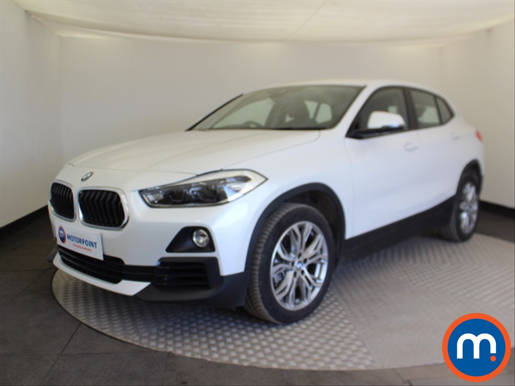 BMW X2 Sport - Stock Number 1097121 Passenger side front corner