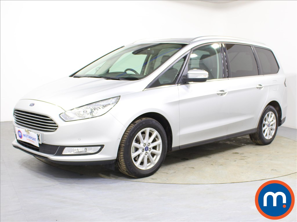 Ford Galaxy Titanium X - Stock Number 1096013 Passenger side front corner