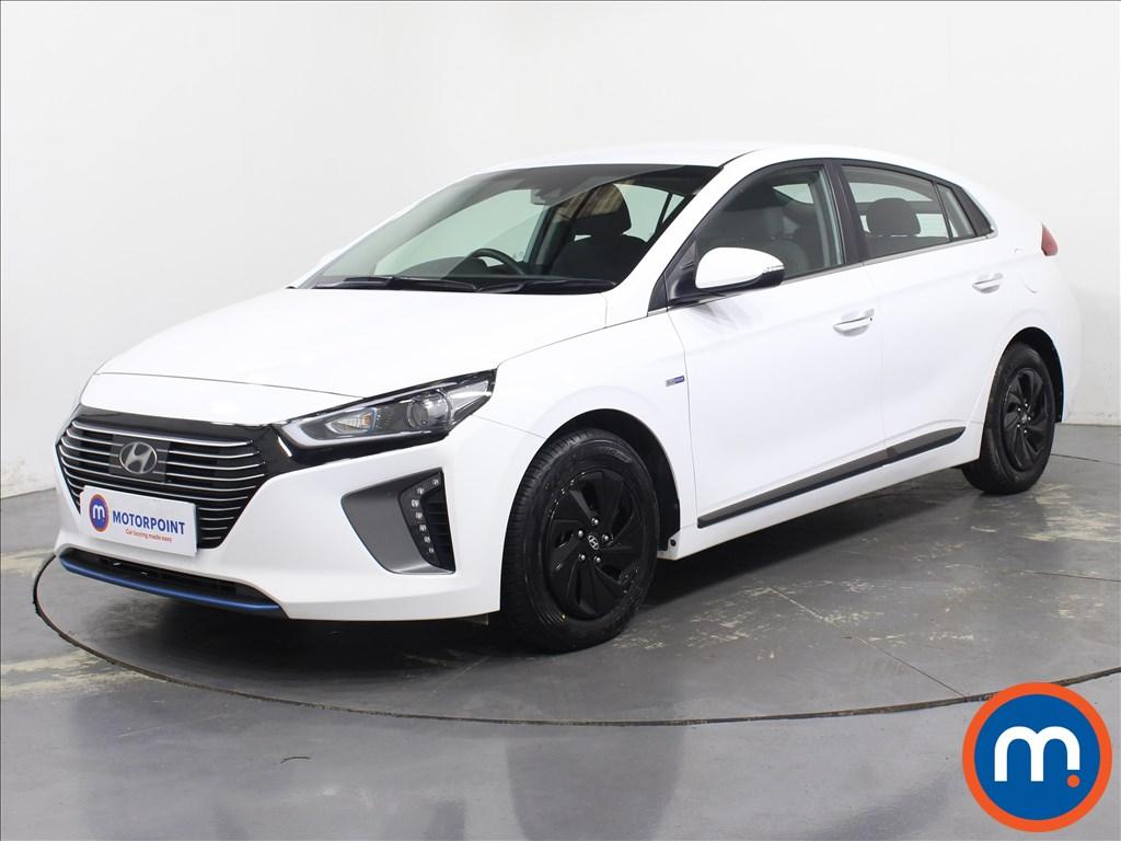 Hyundai Ioniq Premium - Stock Number 1088044 Passenger side front corner