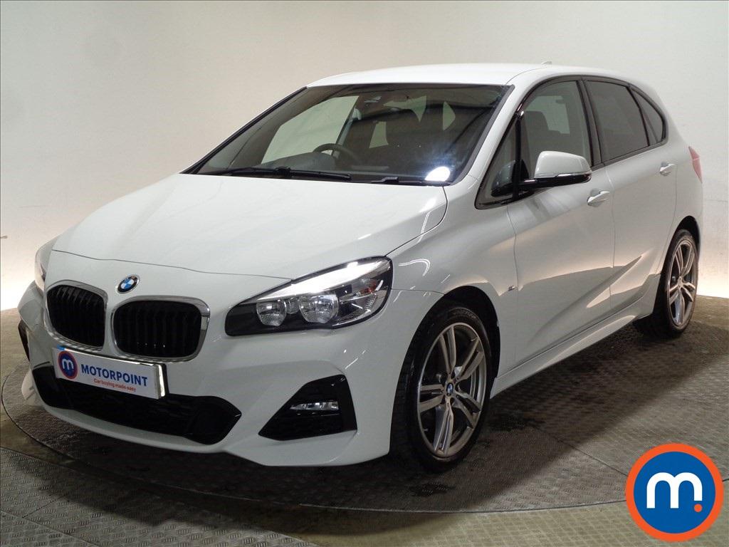 BMW 2 Series M Sport - Stock Number 1096690 Passenger side front corner