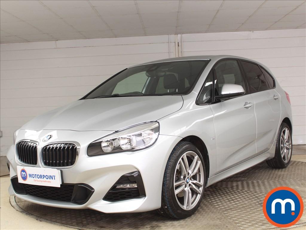 BMW 2 Series M Sport - Stock Number 1096722 Passenger side front corner