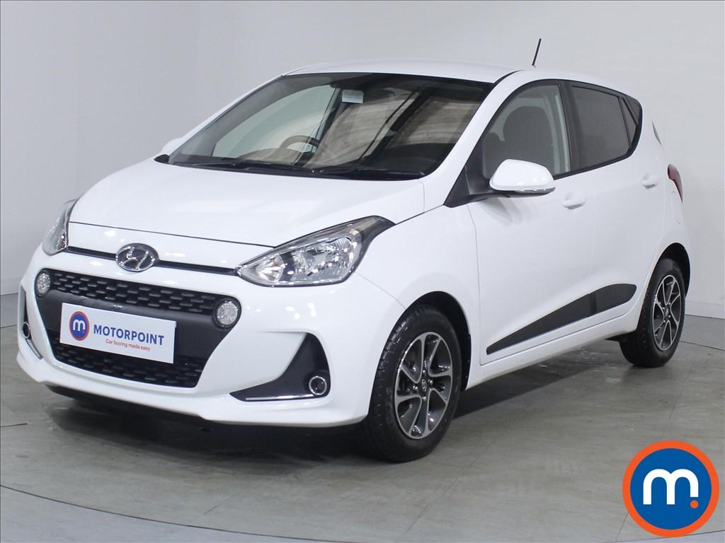 Hyundai I10 Premium - Stock Number 1095352 Passenger side front corner