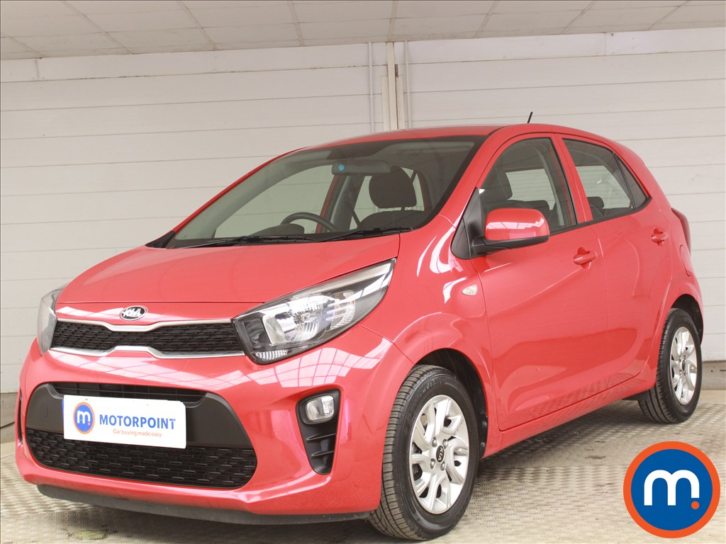 KIA Picanto 2 - Stock Number 1099457 Passenger side front corner