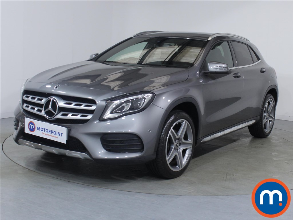 Mercedes-Benz Gla Class AMG Line - Stock Number 1099192 Passenger side front corner