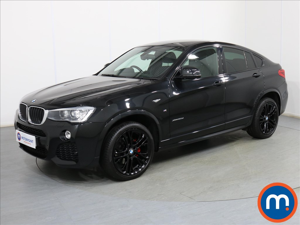 BMW X4 M Sport - Stock Number 1098212 Passenger side front corner