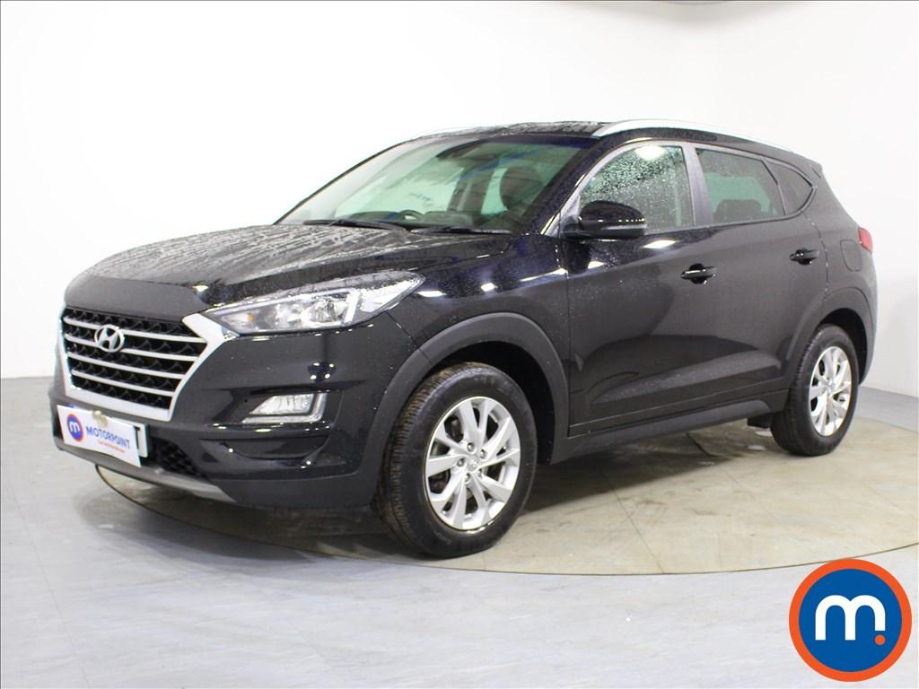 Hyundai Tucson SE Nav - Stock Number 1098774 Passenger side front corner
