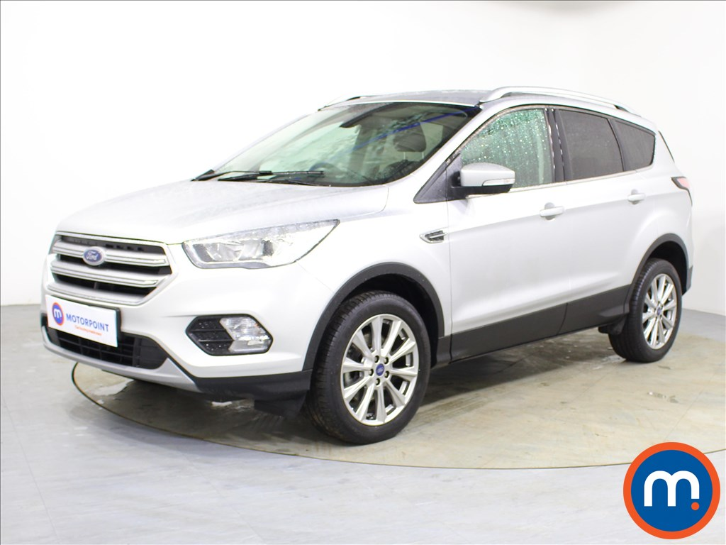 Ford Kuga Titanium Edition - Stock Number 1096034 Passenger side front corner