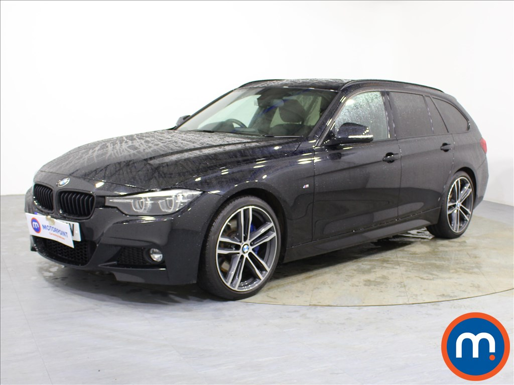 BMW 3 Series M Sport Shadow Edition - Stock Number 1089701 Passenger side front corner