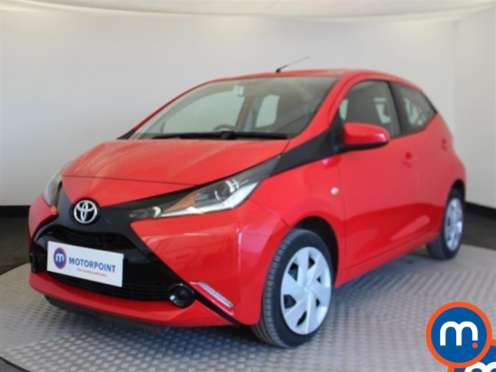 Toyota Aygo X-Play - Stock Number 1097474 Passenger side front corner