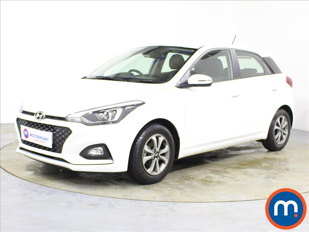 Hyundai I20 SE - Stock Number 1096743 Passenger side front corner