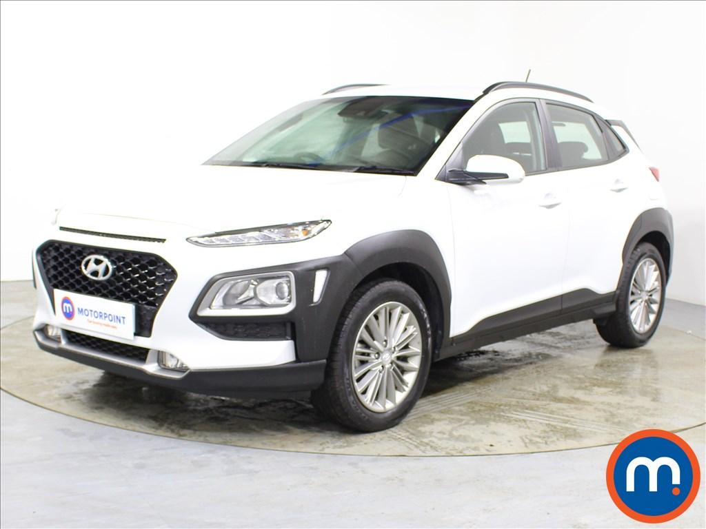 Hyundai Kona SE - Stock Number 1096813 Passenger side front corner