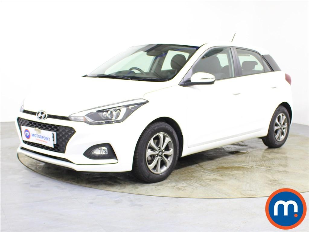 Hyundai I20 SE - Stock Number 1095019 Passenger side front corner