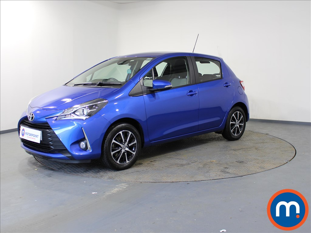 Toyota Yaris Icon Tech - Stock Number 1095644 Passenger side front corner