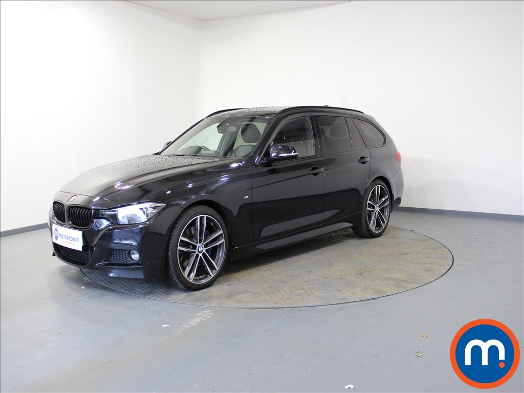 BMW 3 Series M Sport Shadow Edition - Stock Number 1096854 Passenger side front corner
